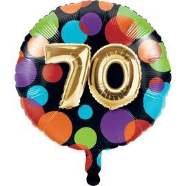 """Foil Balloon-70th Balloon Birthday-18"""""""