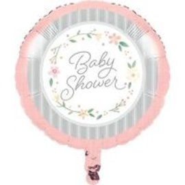 Foil Balloon-Baby Shower-18""