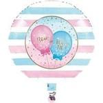 """Foil Balloon-Gender Reveal-18"""""""