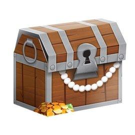 Favor Boxes-Pirate Treasure-8pk