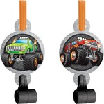Blowouts-Monster Truck Rally-8pk