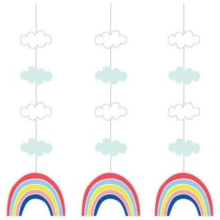 Cutouts-Hanging-Over the Rainbow-3pk