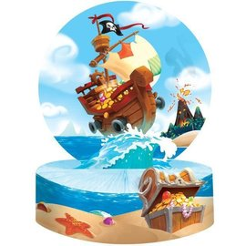 Centerpiece-Pirate Treasure-1pk