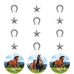 Cutouts-Hanging-Horse and Pony-3pk