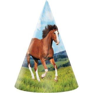 Hats-Horse and Pony-8pk