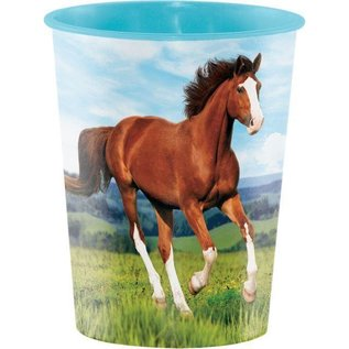 Cups-Plastic-Horse and Pony-16oz