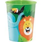 Cups-Plastic-Jungle Safari-16oz