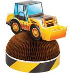Centerpiece - Big Dig Construction - 1pc