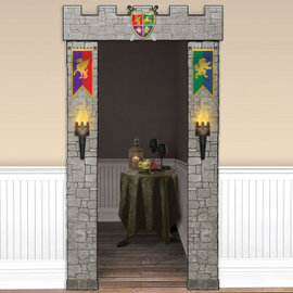 Deluxe Doorway Entry- Medieval- 3pcs