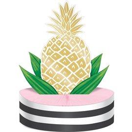 "Centerpiece- Pineapple Wedding- 9"" x 12"""