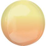 Foil-Orbz/Yellow/Orange
