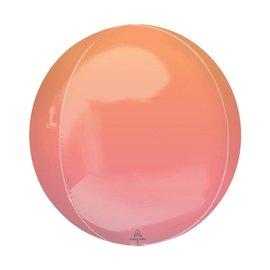 Foil-Orbz/Pink/Orange