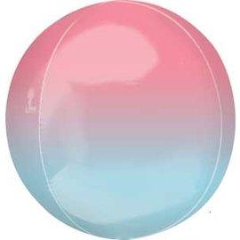 Foil-Orbz/Pink/Blue