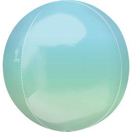 Foil-Orbz/Blue/Green
