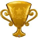 "Foil Balloon-Champion Trophy-39"""