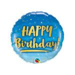 "Foil Balloon-Happy Birthday!-18"""