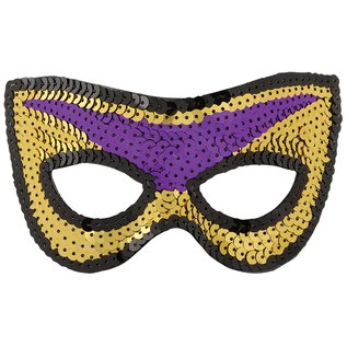 Sequin Party Masks-A Night in Disguise-6pcs