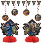 Decoration Kit-Jurrassic Worlds- 7pcs