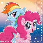 Luncheon Napkins-My Little Pony-16pk-2ply