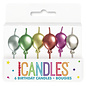 Candles-Balloon Shaped-6pk