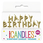 Candles-Happy Birthday-13pk