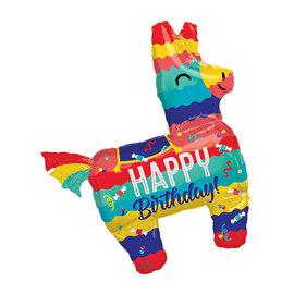 Foil Balloon-Supershape-Llama