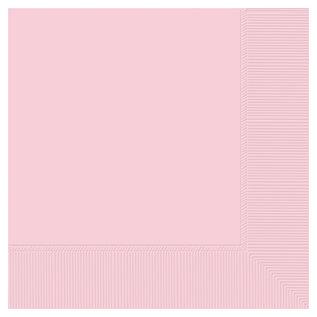 Beverage Napkins-Blush Pink-50pk-2ply
