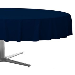 """Tablecover-Round-True Navy-84"""""""