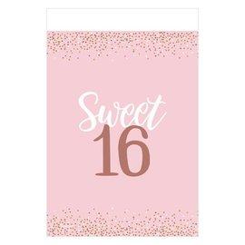 "Tablecover-Sixteen Blush-54"" x 102"""