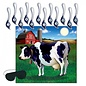 Party Game-Pin The Tail on the Cow-14pcs