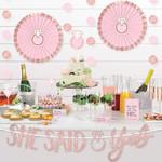 Decorating Kit-Treat Table-Blush Wedding