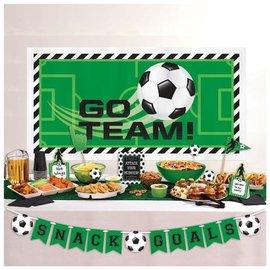 Decorating Kit-Soccer-Buffet