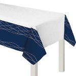 """Table Cover-Navy Bride-54"""" x 102"""""""