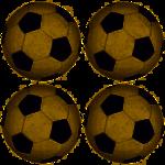 Party Favors-Soccer Balls-4pk