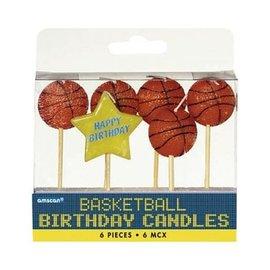 Candles-Basketball-6pcs