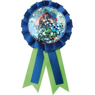 Award Ribbon-Jurassic World-1pc