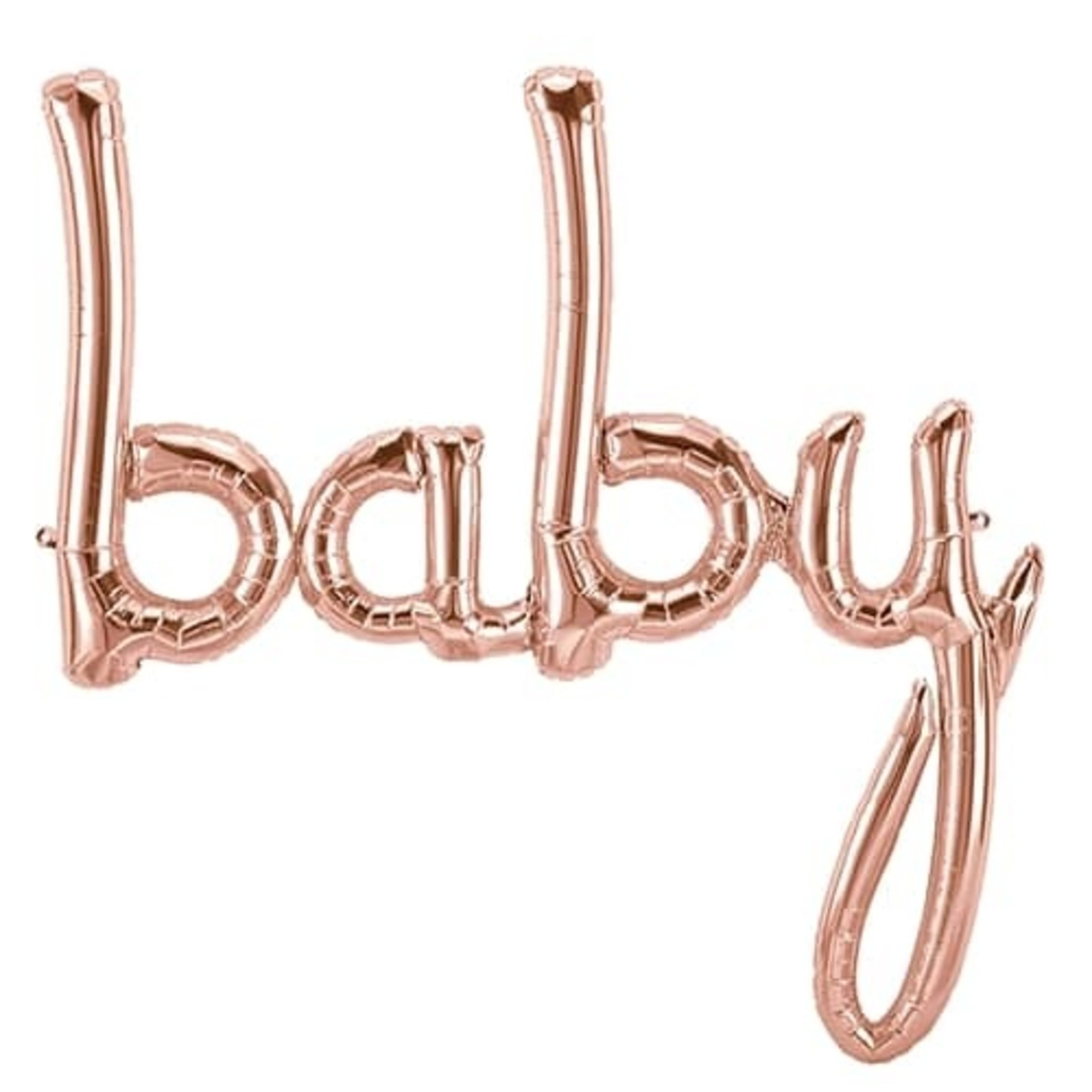 Airfilled- Baby-Rose Gold-1 Count