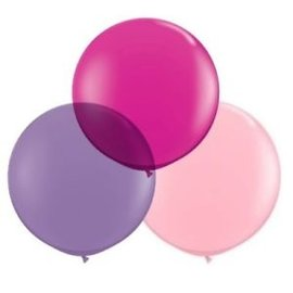 Balloons- Latex- 3pk/24""