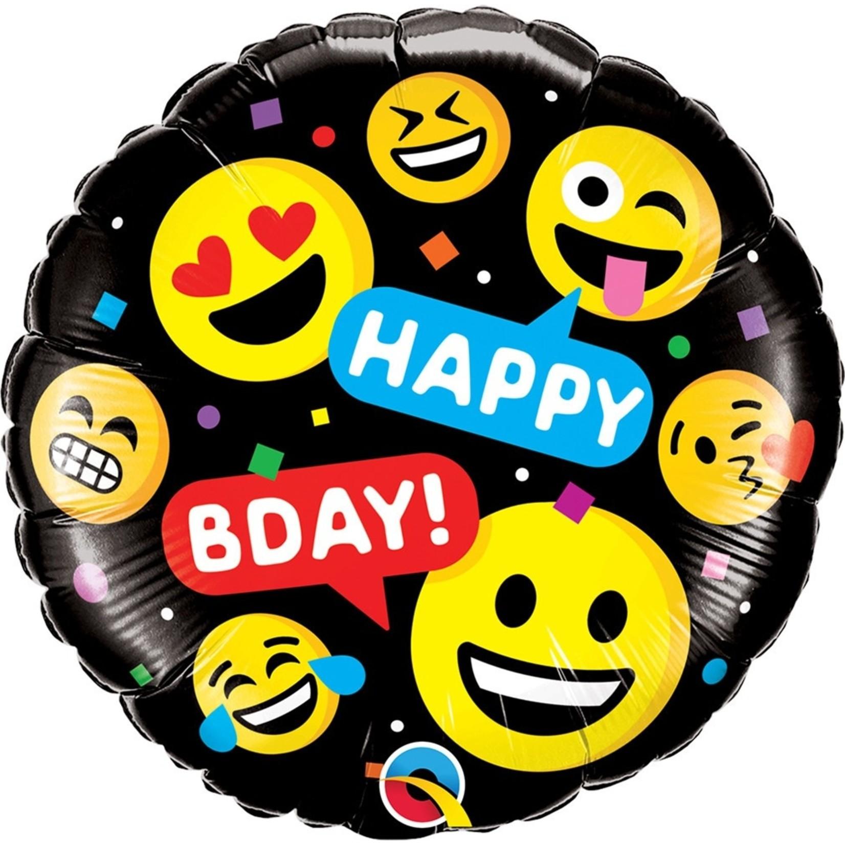 Foil Balloon-Happy Birthday-18'