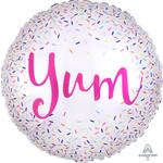 """Foil Balloon-Sprinkles-18"""""""