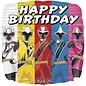 "Foil Balloon - Power Rangers/18"""