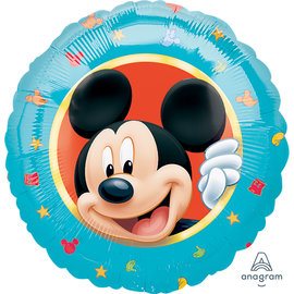 Foil balloon Mickey 18""