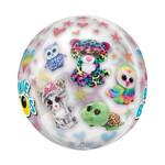 """Foil Balloon- Orbz- Beanie Boos- 15"""" x 16"""""""