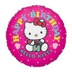 """Foil Balloon Hello Kitty - 18"""""""
