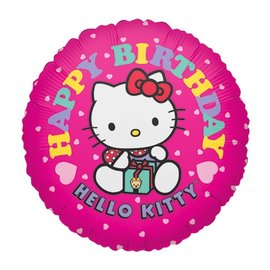 Foil Balloon Hello Kitty - 18""