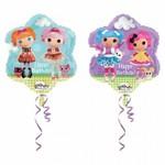 "Foil Balloon - LaLa Loopsy 18"""