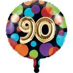 """Foil Balloon-90th Balloon Birthday-18"""""""