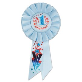 Award Ribbon # 1- Blue