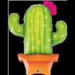 """Foil Balloon - Cactus/39"""""""