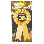 Award Ribbon-Milestone 30th Birthday